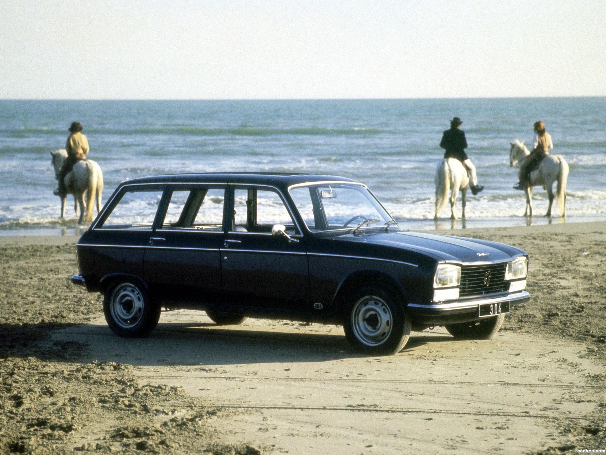 Foto 0 de Peugeot 304 Break 1970