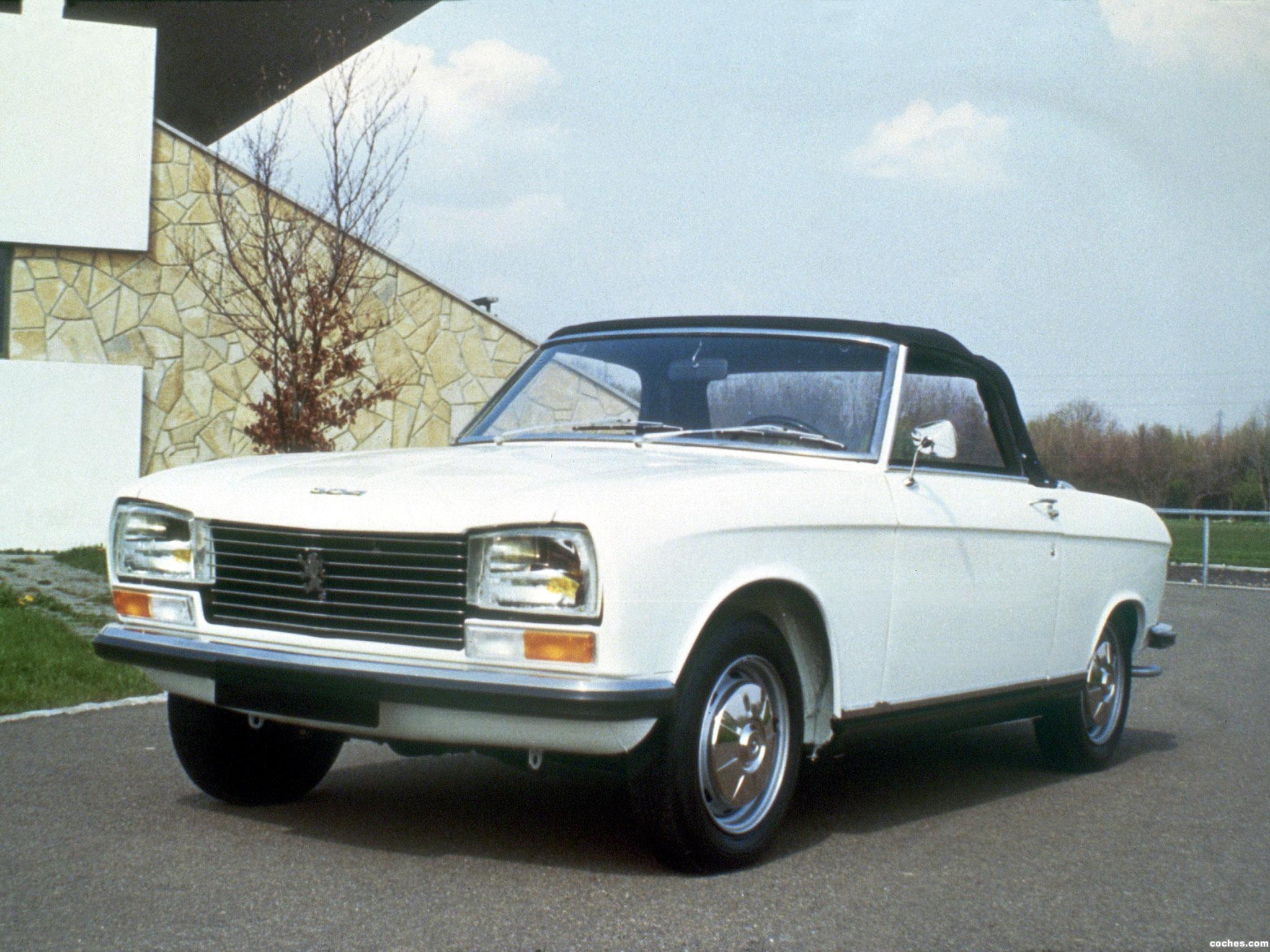 Foto 0 de Peugeot 304 Cabriolet 1970