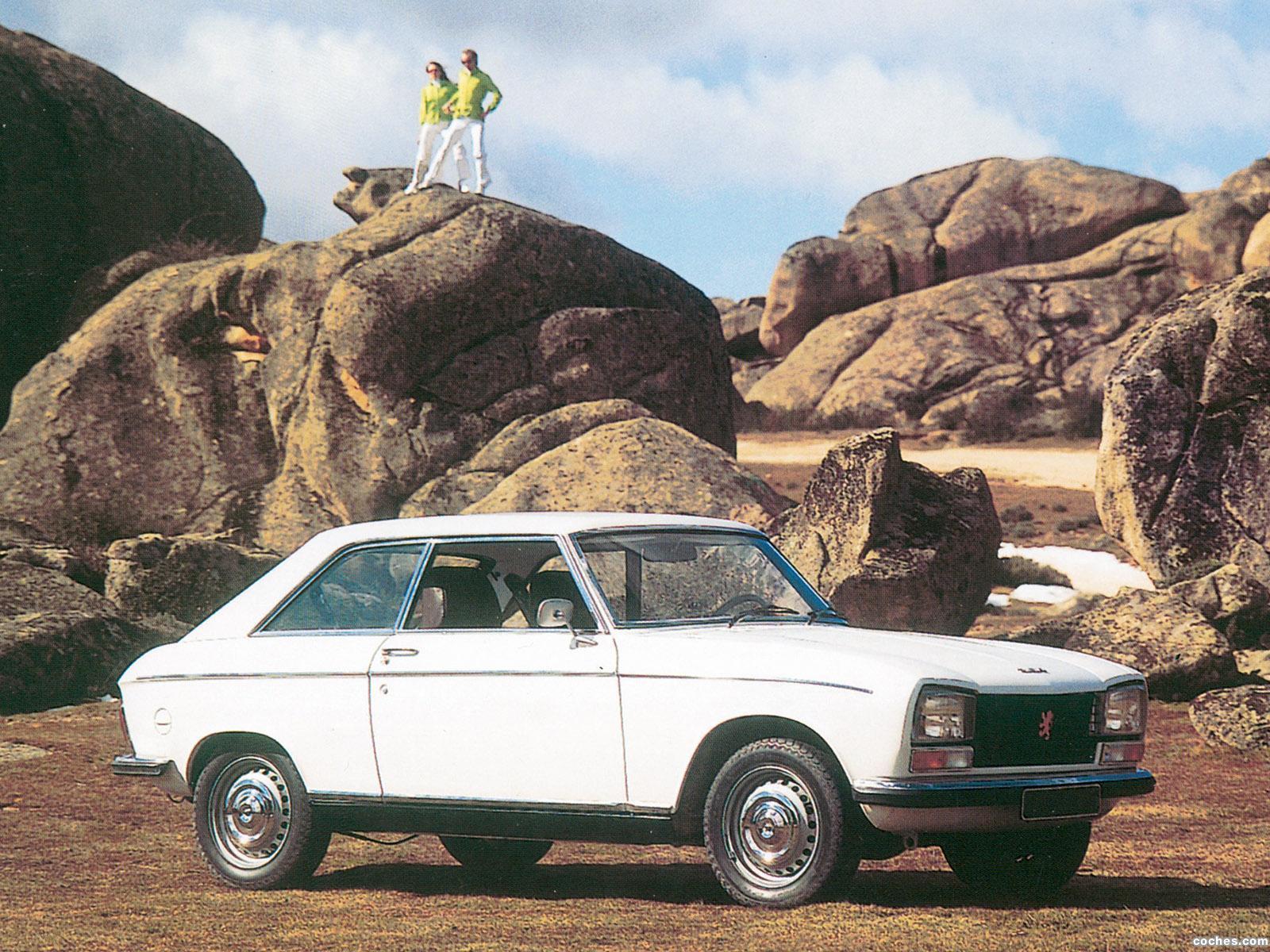 Foto 3 de Peugeot 304 Coupe 1970