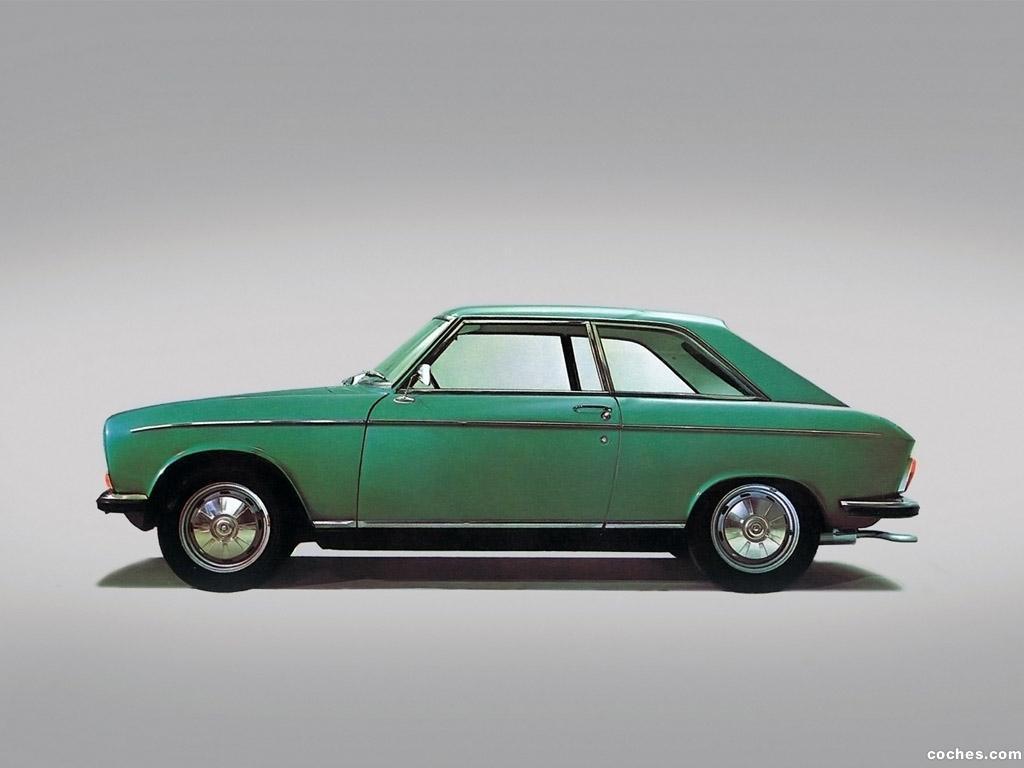 Foto 1 de Peugeot 304 Coupe 1970