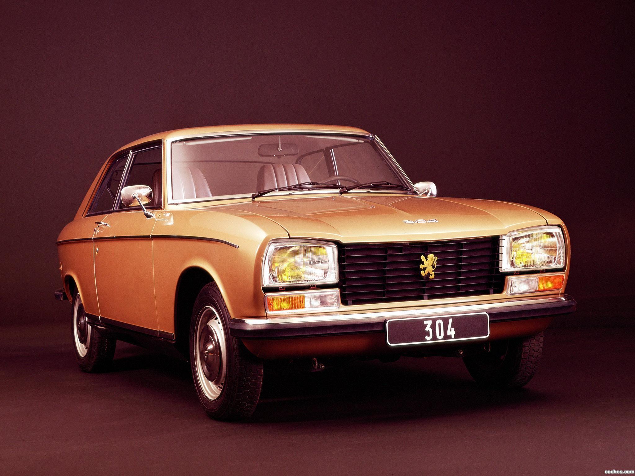 Foto 0 de Peugeot 304 Coupe 1970