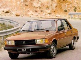 Ver foto 2 de Peugeot 305 1977