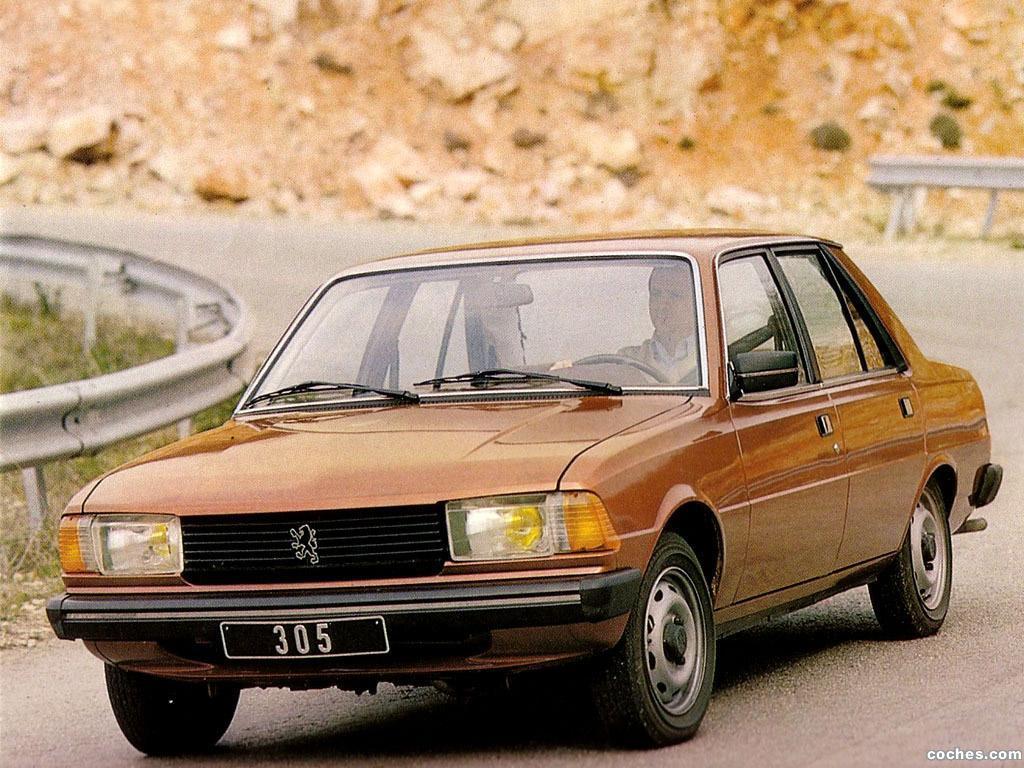 Foto 1 de Peugeot 305 1977