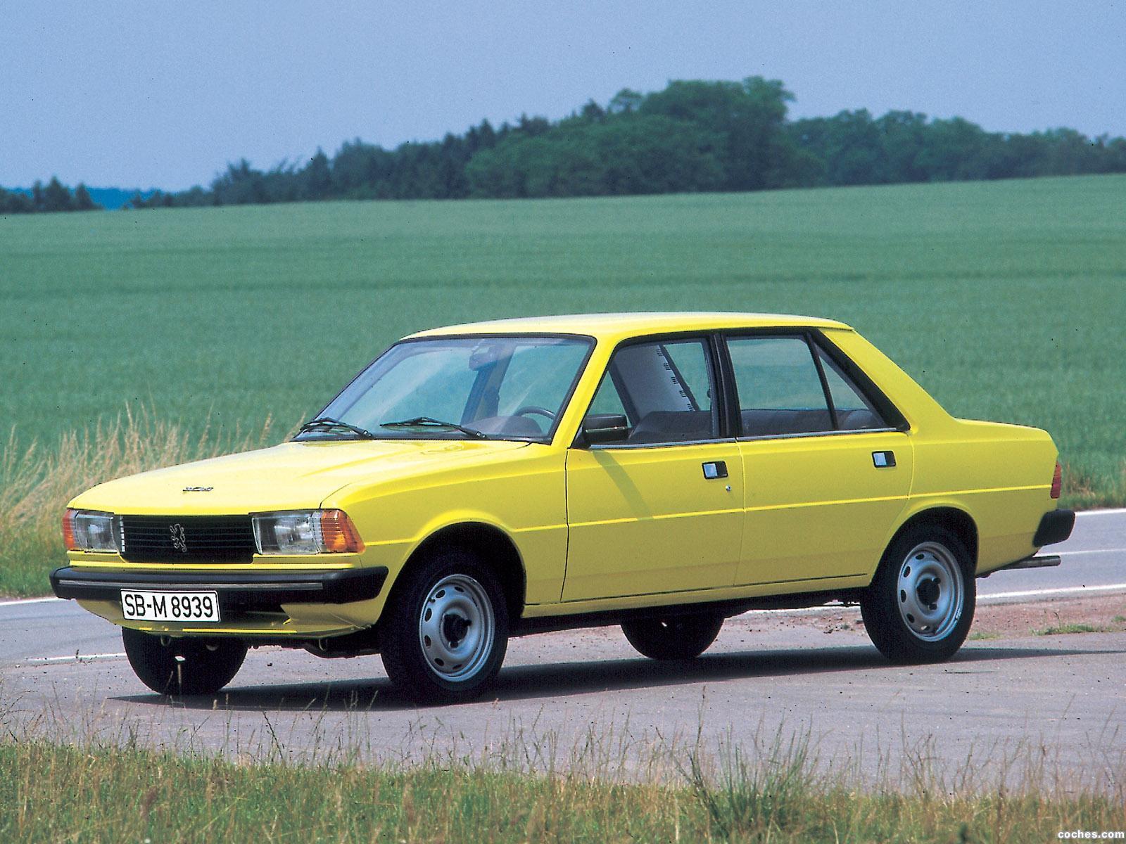 Foto 0 de Peugeot 305 1977