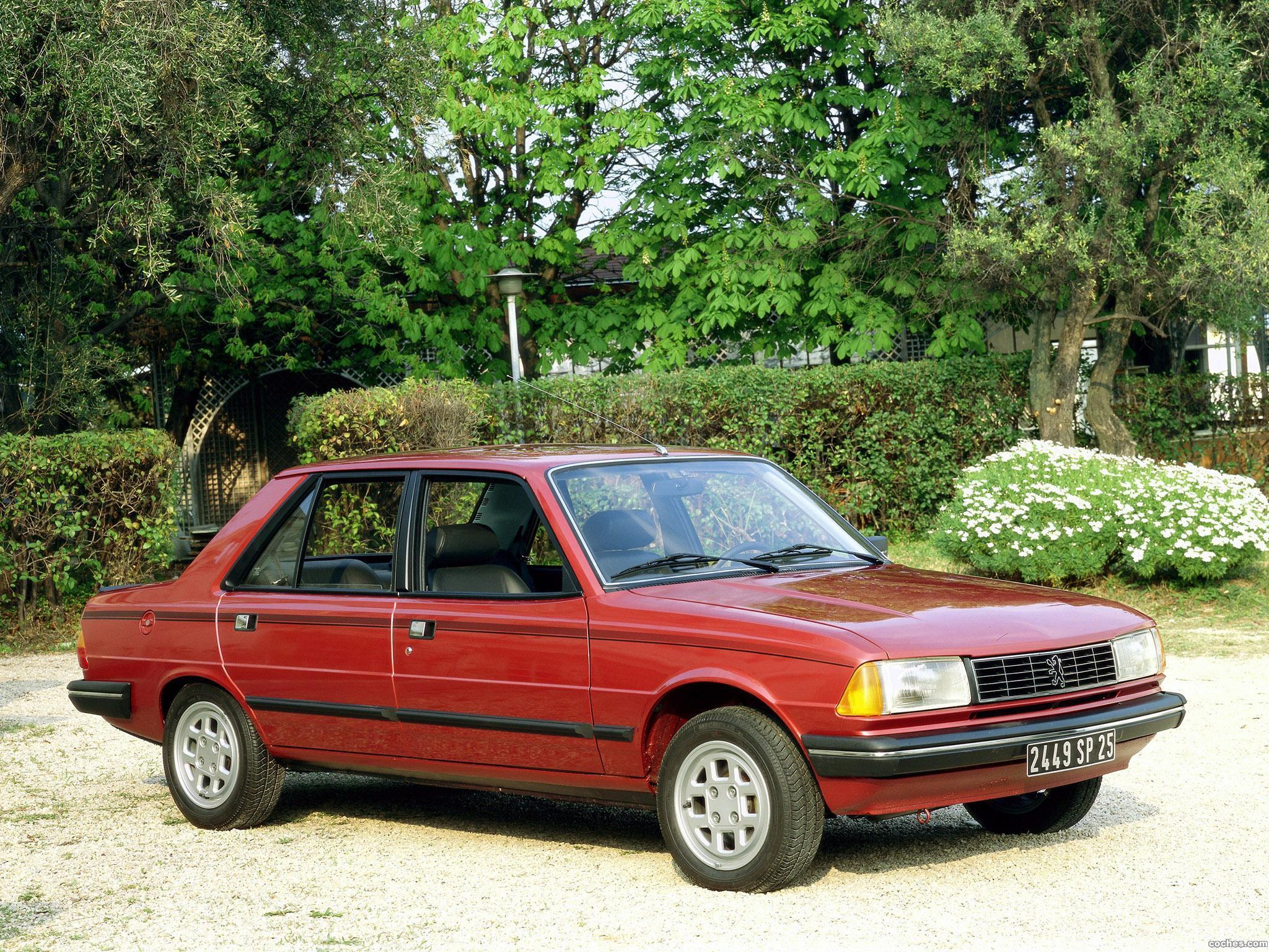 Foto 0 de Peugeot 305 1983