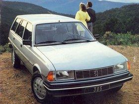 Ver foto 2 de Peugeot 305 Break 1983