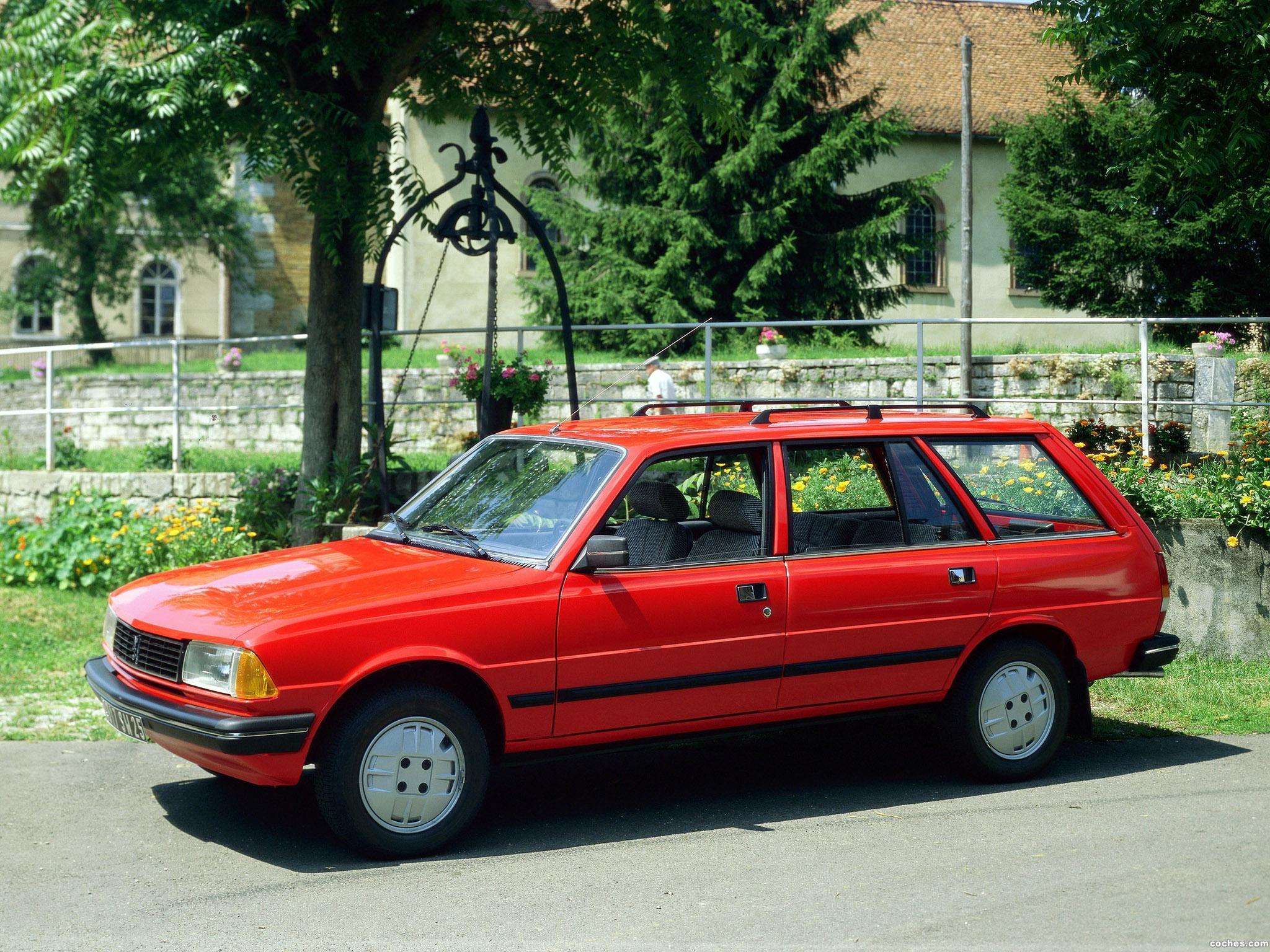 Foto 0 de Peugeot 305 Break 1983