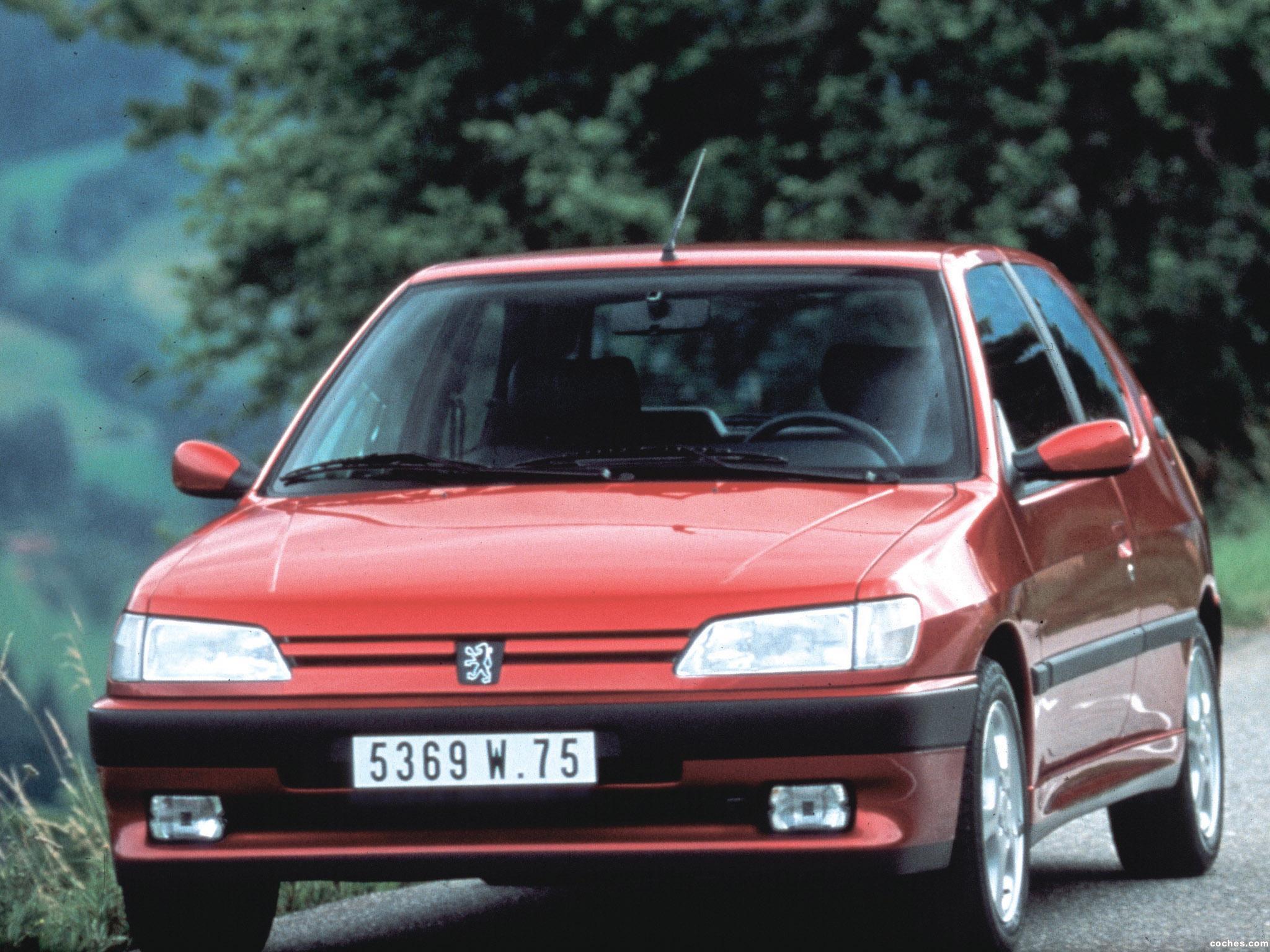 Foto 0 de Peugeot 306 3 door 1993