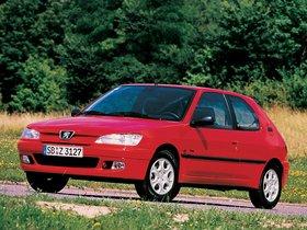 Ver foto 3 de Peugeot 306 3 door 1997