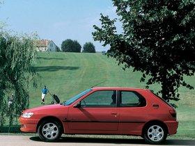 Ver foto 2 de Peugeot 306 3 door 1997
