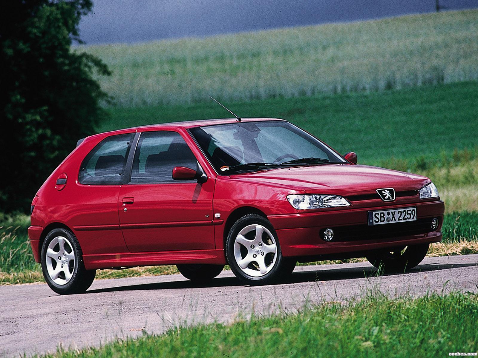 Foto 0 de Peugeot 306 3 door 1997