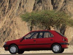 Ver foto 3 de Peugeot 306 5 door 1993
