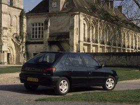 Ver foto 2 de Peugeot 306 5 door 1993