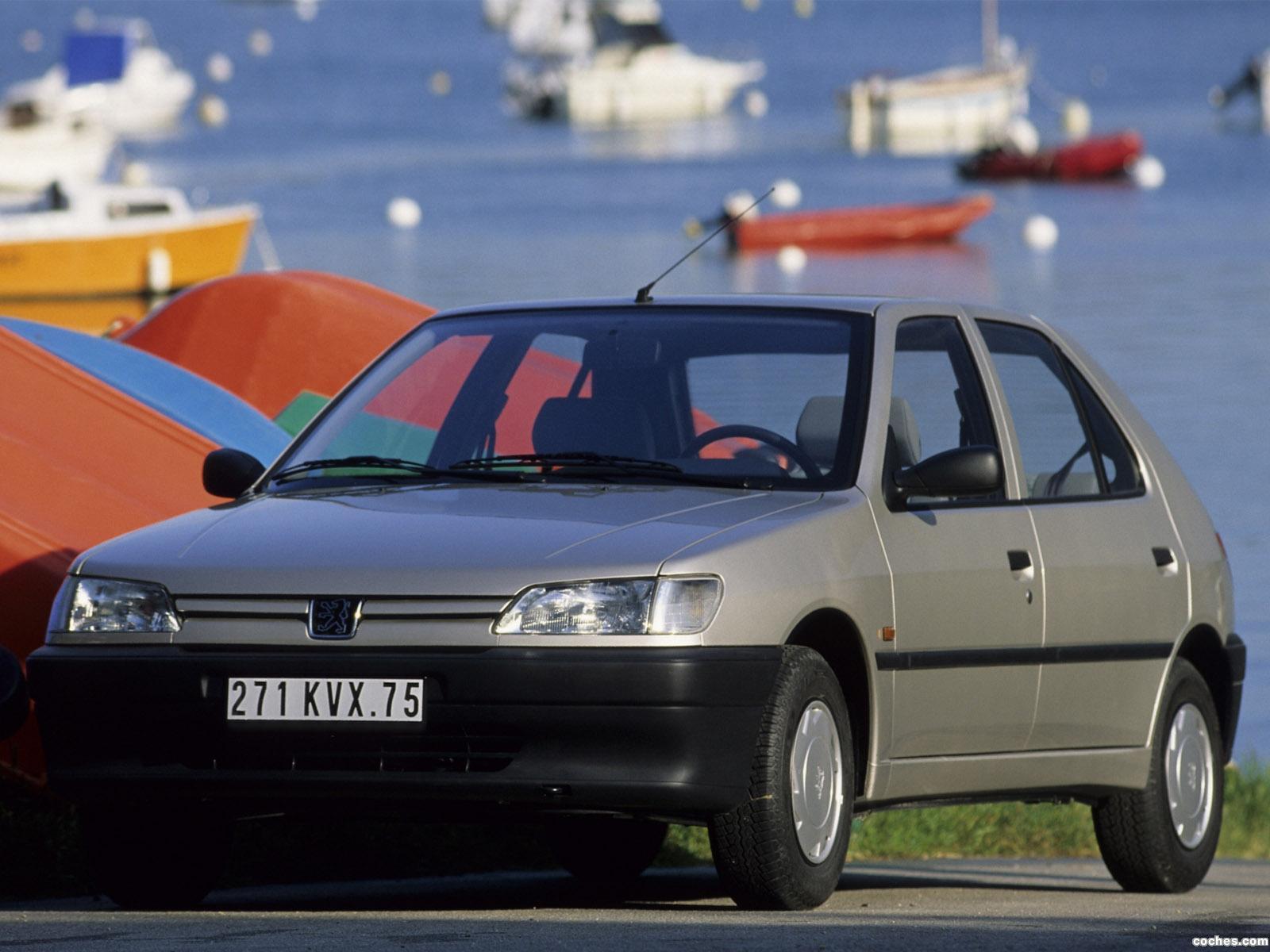 Foto 0 de Peugeot 306 5 door 1993