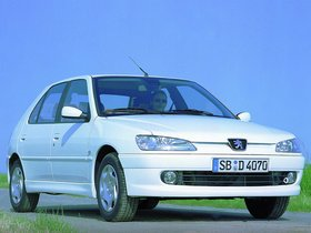 Ver foto 9 de Peugeot 306 5 door 1997