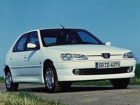 Ver foto 8 de Peugeot 306 5 door 1997