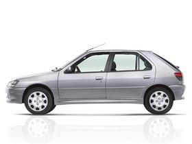 Ver foto 7 de Peugeot 306 5 door 1997