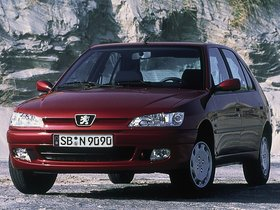 Ver foto 4 de Peugeot 306 5 door 1997