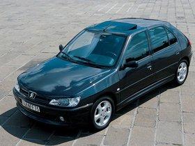 Ver foto 3 de Peugeot 306 5 door 1997