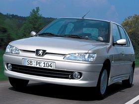 Fotos de Peugeot 306 5 door 1997