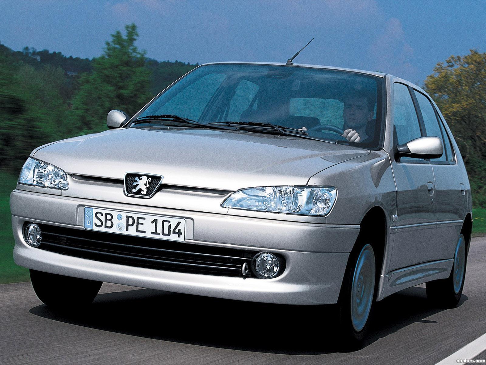 Foto 0 de Peugeot 306 5 door 1997