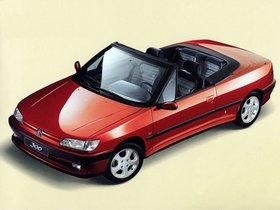 Ver foto 2 de Peugeot 306 Cabriolet 1993