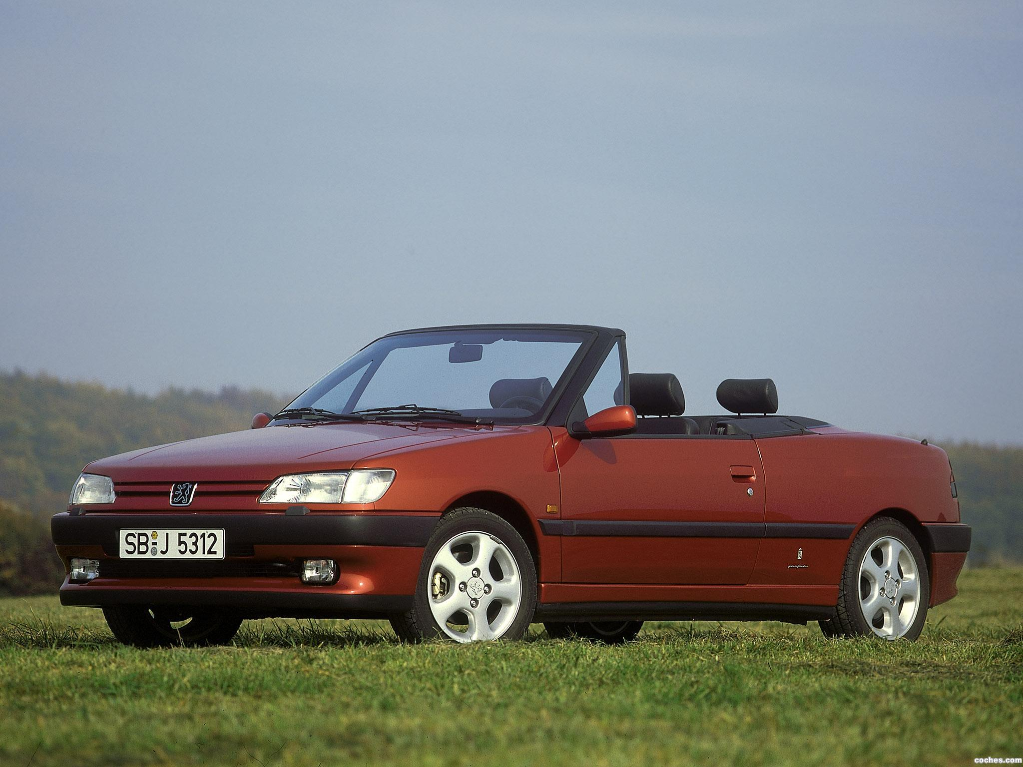 Foto 0 de Peugeot 306 Cabriolet 1993