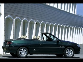 Ver foto 16 de Peugeot 306 Cabriolet 1997