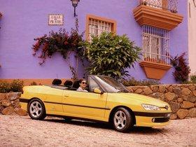 Ver foto 2 de Peugeot 306 Cabriolet 1997