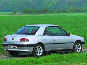 Ver foto 15 de Peugeot 306 Cabriolet 1997