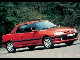 Ver foto 14 de Peugeot 306 Cabriolet 1997