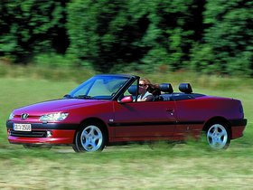 Ver foto 13 de Peugeot 306 Cabriolet 1997