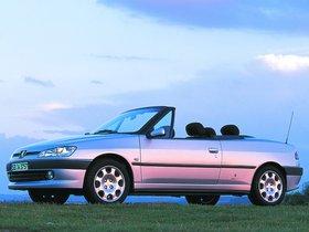 Ver foto 12 de Peugeot 306 Cabriolet 1997
