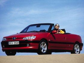 Ver foto 8 de Peugeot 306 Cabriolet 1997