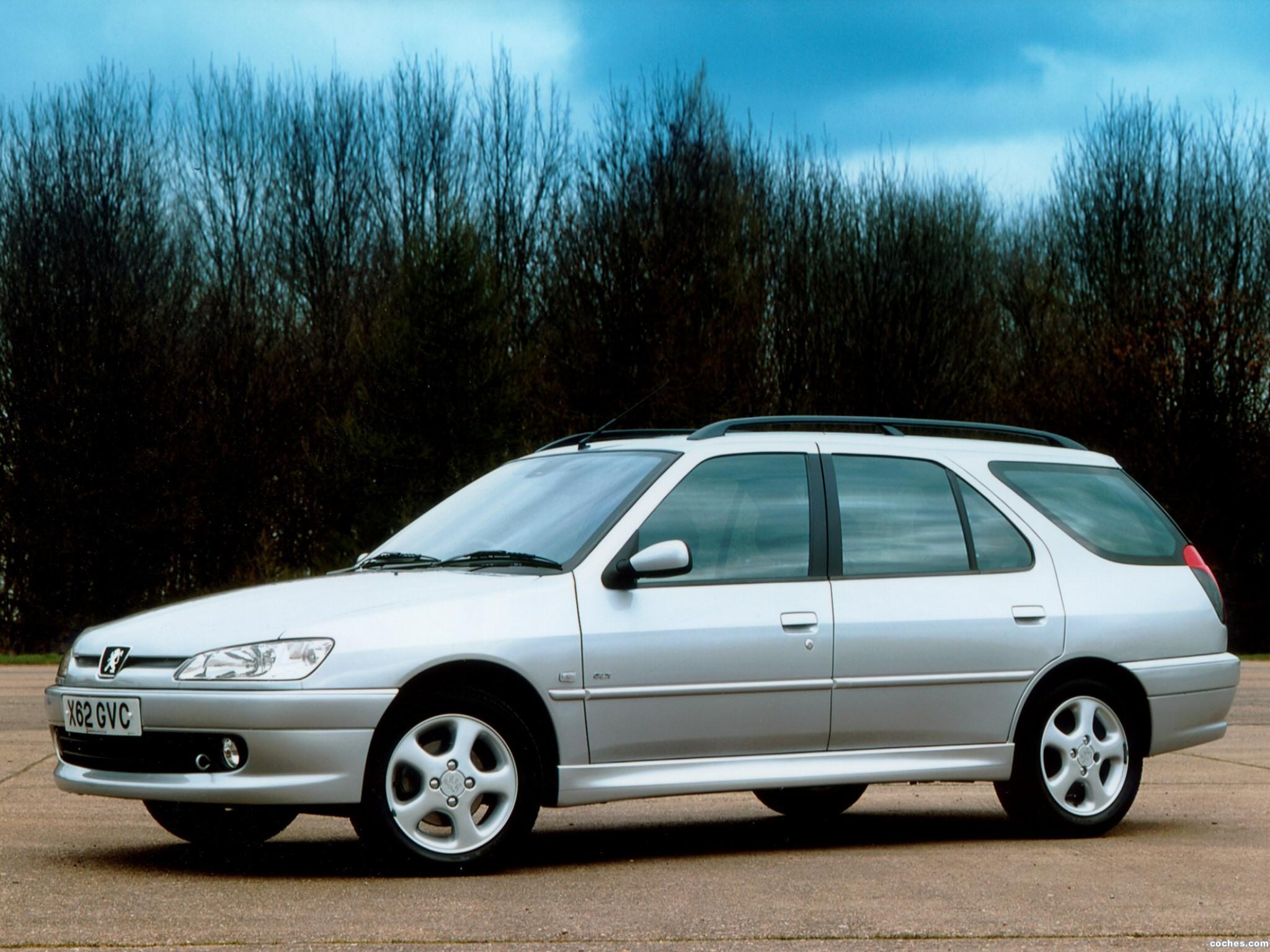 Foto 0 de Peugeot 306 SW 1997