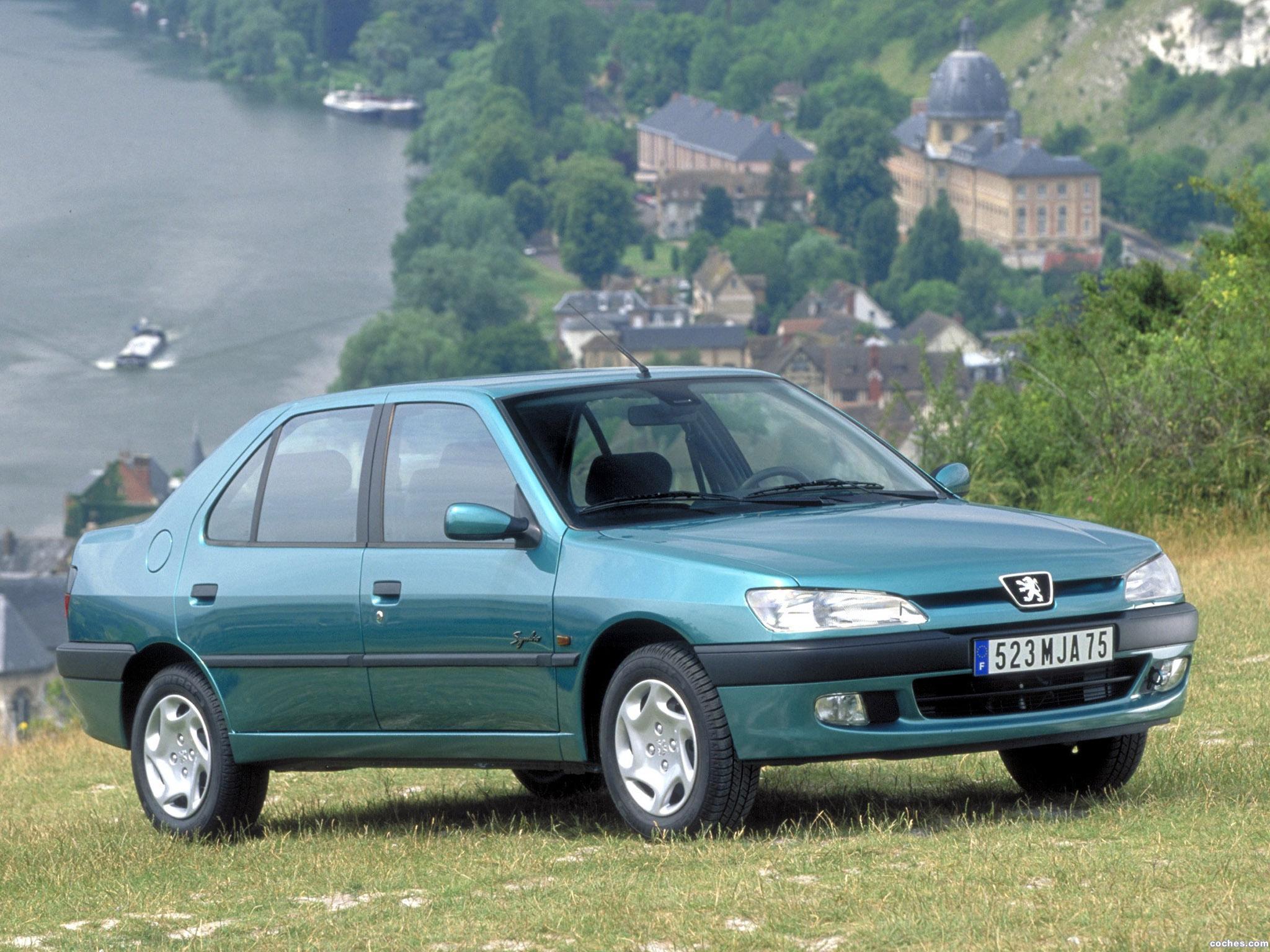 Fotos De Peugeot 306 Sedan