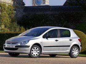 Ver foto 8 de Peugeot 307 2001