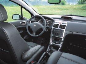 Ver foto 10 de Peugeot 307 2001