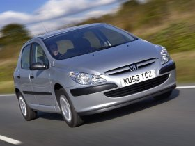 Ver foto 7 de Peugeot 307 2001