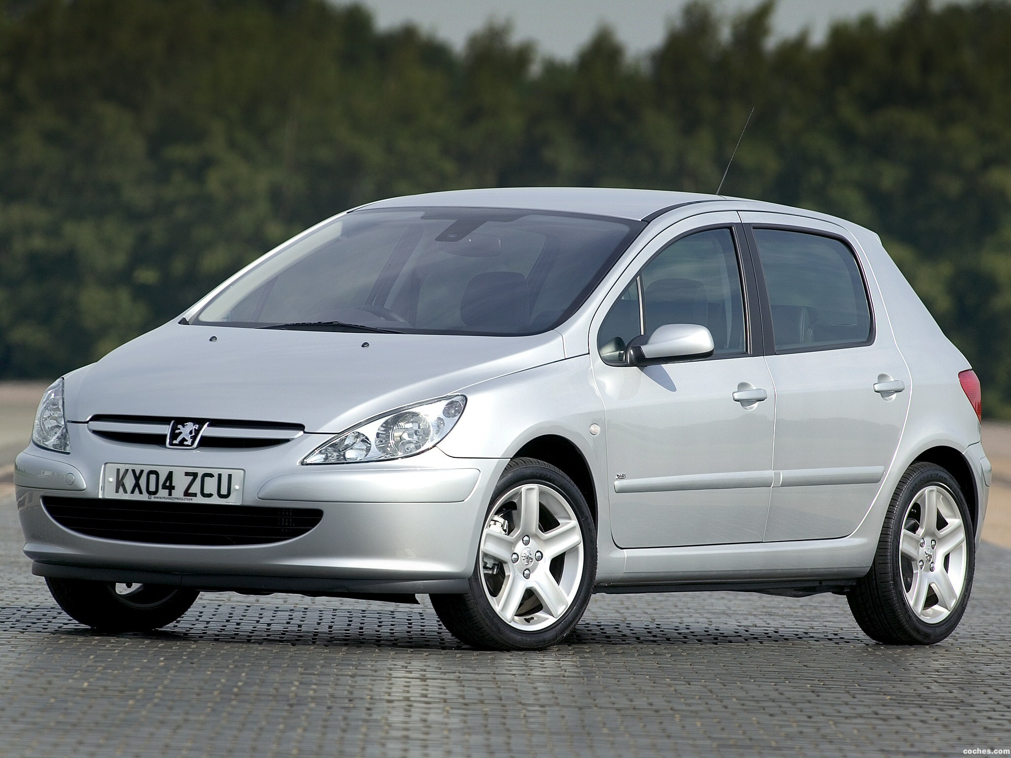 Fotos De Peugeot 307 2001
