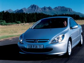 Ver foto 11 de Peugeot 307 CC 2003