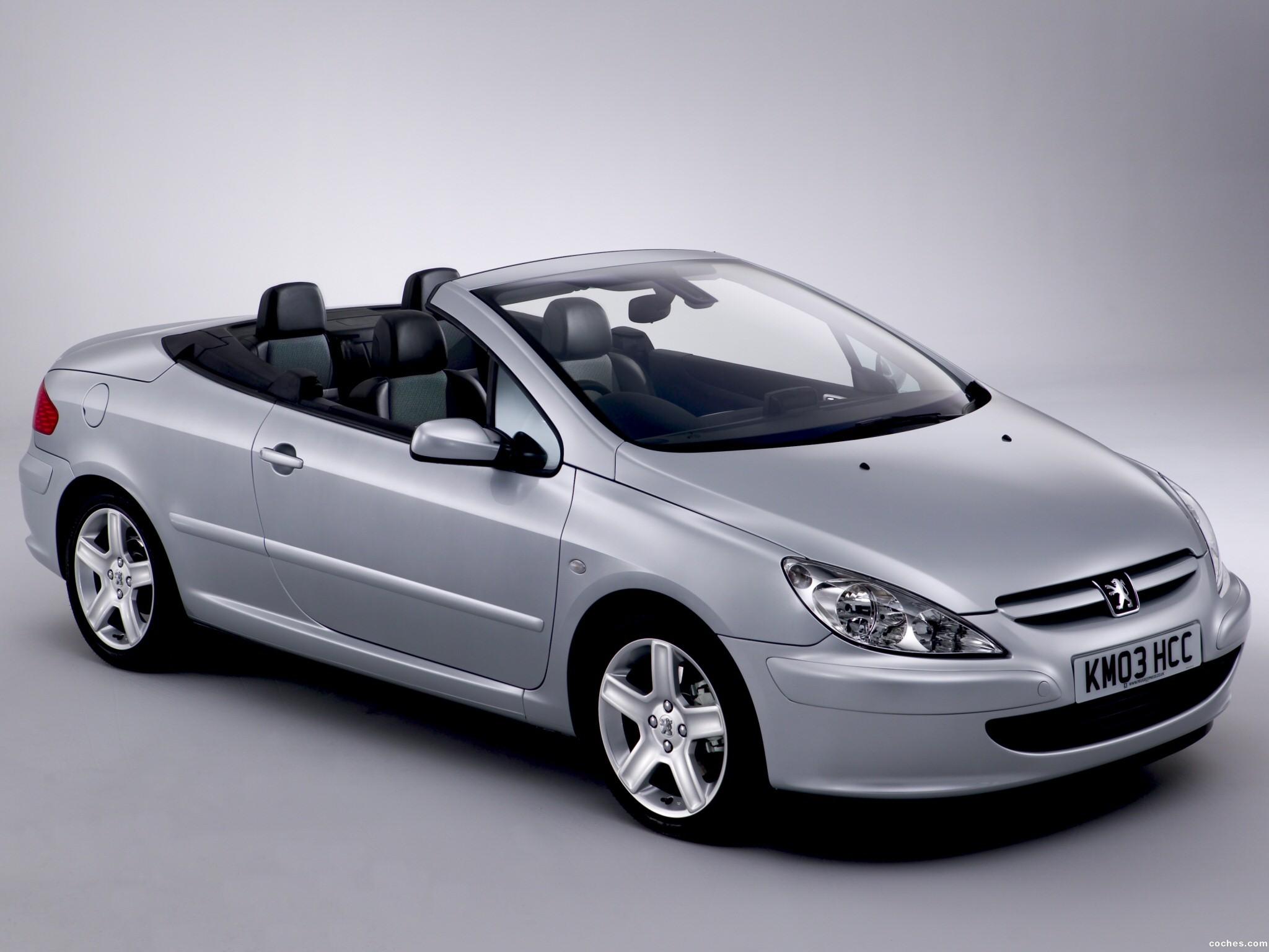 Foto 0 de Peugeot 307 CC 2003