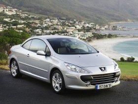 Fotos de Peugeot 307 CC Facelift 2005