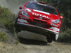 Ver foto 10 de Peugeot 307 CC WRC 2004