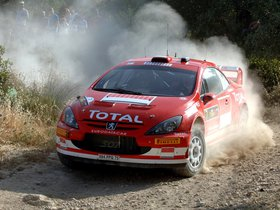 Ver foto 4 de Peugeot 307 CC WRC 2004