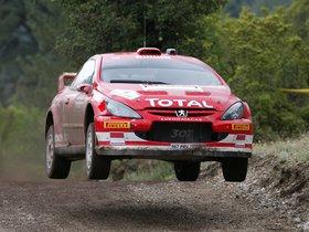 Ver foto 3 de Peugeot 307 CC WRC 2004