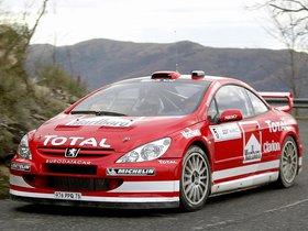 Fotos de Peugeot 307 CC WRC 2004