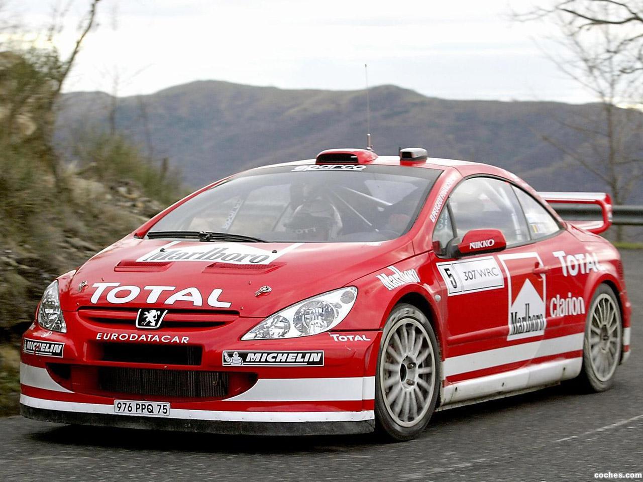 Foto 0 de Peugeot 307 CC WRC 2004