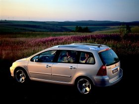 Ver foto 10 de Peugeot 307 SW 2002