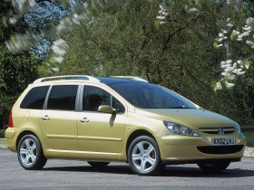 Fotos de Peugeot 307 SW 2002